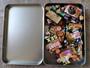 XXX Black Sugar KiSS Jigsaw Puzzle - FightClub Inspired - Porn, retro Tyler Durden - Valentines - 70s Gift Idea