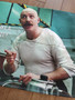 Charles Bronson Tea KiSS Tea Towel - Cuppa - Tom Hardy - Movie Inspired - Prison - Gangster Kitchen Cotton Linen