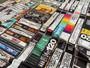 Retro VHS Videos Cassettes Tapes Atari KiSS Bedding Duvet Set - Game 80s 90s - Handmade - Music Films