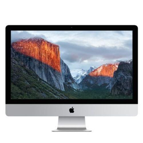Lot of 11 - Apple iMac 16,2 (9), Apple iMac 16,1 (2) - 687101