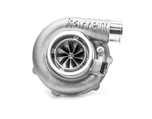 "Garrett G30-900 Supercore, Standard Rotation Horsepower: 550 - 900HP Displacement: 2.0 - 3.5L  Garrett® G Series Compressor Aerodynamics for maximum HP. Fully machined Speed Sensor and pressure ports. New Turbine Wheel Aero constructed of MAR-M alloy rated 1055ºC. Stainless Steel wastegated and non wastegated turbine housing option capable of 1050°C. Oil restrictor and water fittings included.  Compressor side: TRIM 65 A/R 0.72  Compressor Air Inlet: Hose 4""  Compressor Air Outlet: Hose 2"""