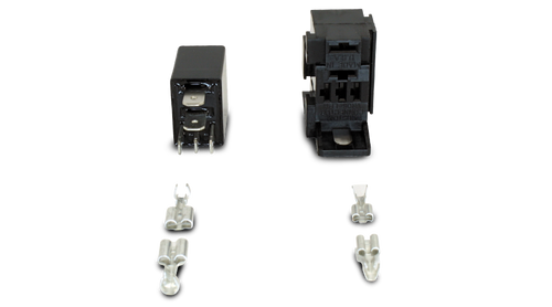 Micro-Relay Kit. Includes Micro-Relay Connector 2 Large Pins & 2 Small Pins