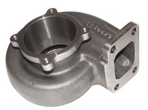 Includes 740902-0006 Turbine Housing 0.63A/R T3 Inlet, 4 Bolt Outlet, Free FloatPlus clamps and bolts