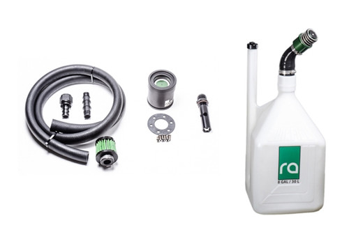 Radium Complete Refueling Kit, Direct Mount, 1.5in Dry Break