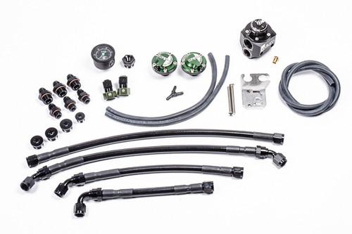 Radium Fuel Rails Plumbing, Nissan R35 GT-R