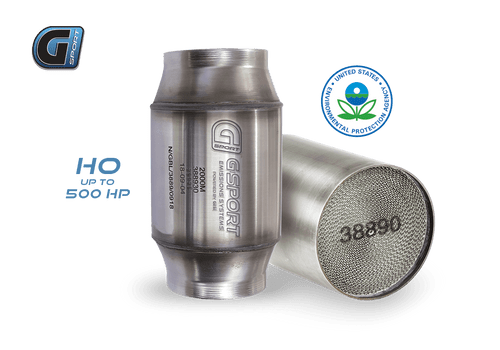 G-Sport GEN2 Advanced product line is compatible with new O2 sensor parameters in new engine model from 2017 and newer. GEN2 Advanced models work effectively to address emissions requirements in the latest high performance vehicles.