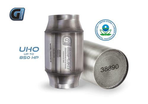 G-Sport GEN2 product line is compatible with new O2 sensor parameters in new engine model from 2017 and newer. GEN2 models work effectively to address emissions requirements in the latest high performance vehicles.