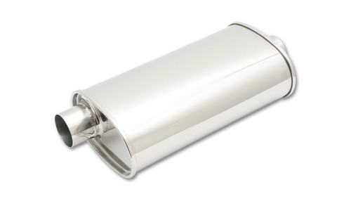 Vibrant Performance Muffler, STREETPOWER series, Mirror Polished