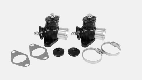 Turbosmart Kompact SP Dual Port BOV Set Suit Nissan Skyline GT-R Fits R32, R33 and R34 (RB26DETT)