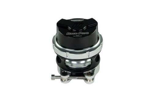 Turbosmart Raceport BOV Suits Nissan Skyline GT-R Supplied With: GenV Raceport 50mm BOV 1/8 NPT Vacuum fittings 50mm blanking plug Blue Spring Rated -18 InHg (installed). Turbosmart Decal