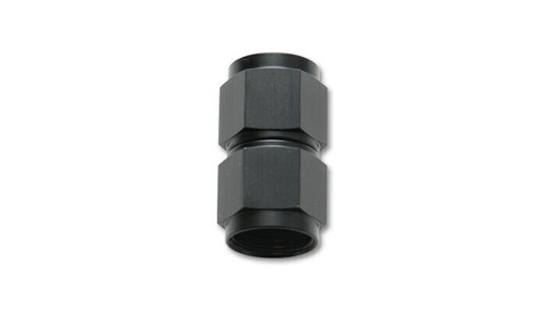 Vibrant Performance 45 Deg, Union Adapter Fittings (Female AN to Female AN) -3AN