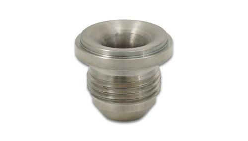 Vibrant Performance Male -10AN Titanium Weld Bung