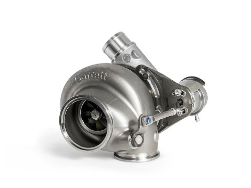 Garrett G30-660 Turbocharger Assembly, Wastegated 350-660HP - Turbine Housing V-Band/V-Band A/R 0.83