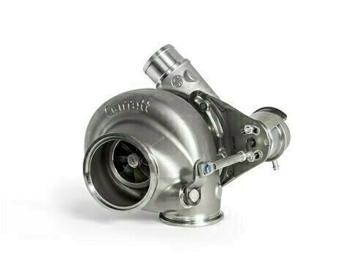 Garrett G35-900 Turbocharger Assembly, Wastegated 550-900HP - Turbine Housing V-Band/V-Band A/R 1.01