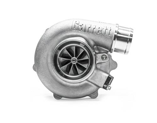 """Garrett G30-660 Turbocharger Assembly, Turbine Housing V-Band/V-Band A/R 1.01 Horsepower:350 - 660HP Displacement:2.0 - 3.5L  Garrett®G Series Compressor Aerodynamics for maximum HP. Fully machined Speed Sensor and pressure ports. New Turbine Wheel Aero constructed of MAR-M alloy rated 1055ºC. Stainless Steel wastegated and non wastegated turbine housing option capable of 1050°C. Oil restrictor and water fittings included.  Compressor side: TRIM 65 A/R 0.70  Compressor Air Inlet: Hose 3""""  Compressor Air Outlet: Hose 2""""  Turbine side: TRIM 84 A/R 0.83  Turbine Inlet: V-Band 3""""  Turbine Outlet: V-Band 3.55"""""""
