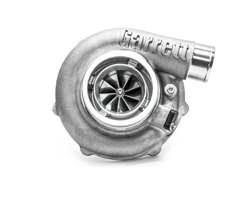 """Turbo G30-900 (A/R 0.61 V band/V band) - Reverse Rotation The G-Series G30-900 turbocharger is compatible with 2.0L – 3.5L engine displacements and capable of producing up to 900 horsepower. G Series 30 turbochargers are highly efficient and will outflow all comparable products on the market. Garret G Series compressor aerodynamics for maximum horsepower. Fully machined speed sensor and pressure ports. New turbine wheel aero for increased efficiency and flow. Stainless steel turbine housings. Water fittings & oil restrictor included. Compressor side: TRIM 65 A/R 0.72. Compressor Air Inlet: Hose 4.00"""" (101.60mm). Compressor Air Outlet: Hose 2.00"""" (51.15mm). Turbine side: TRIM 84 A/R 0.61"""