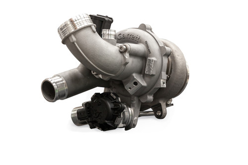 Garrett Turbocharger Stage 2 VW/Audi 2.0L TSI MK7 - G25-660 600HP Direct-Fit Stage 2 Upgrade for Audi A3, S3, TT, TTS & VW Golf Base, AllTrack, GTI and R