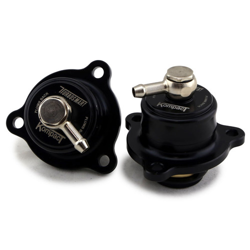 Turbosmart BOV Kompact Shortie Plumb Back Mercedes AMG C63 M178 Bi-Turbo