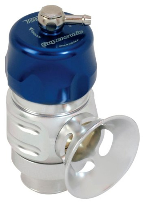 Turbosmart BOV Supersonic Universal - Blue