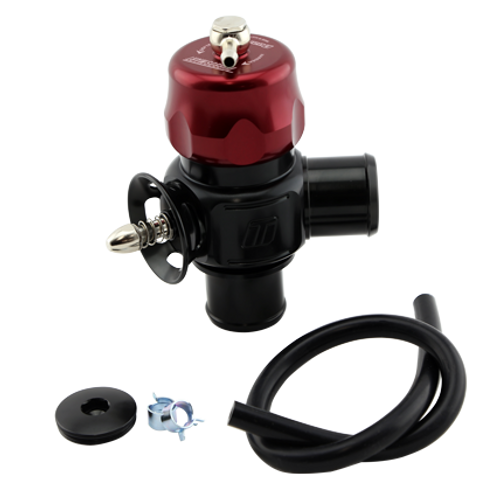 Turbosmart BOV Smart Port Dual Port Mitsubishi EVO VI-X-Red