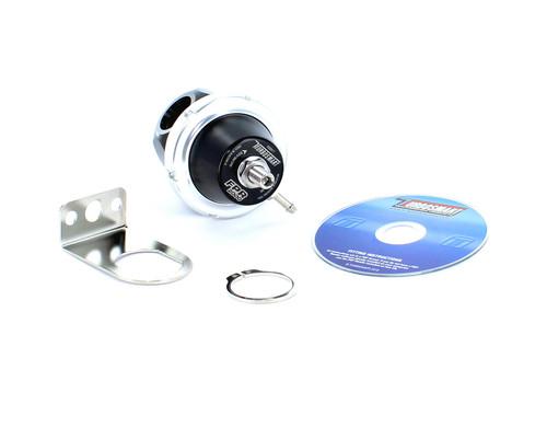 Turbosmart FPR2000 Fuel Pressure Regulator Suit -8AN (Black)