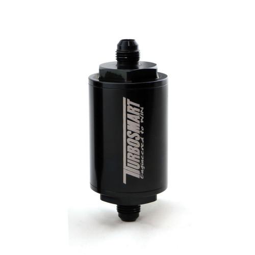 Turbosmart Billet Fuel Filter (10um) Suit -6AN (Black)