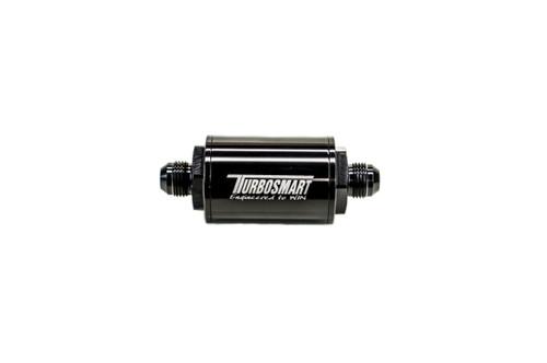 Turbosmart Billet Fuel Filter (10um) Suit -8AN (Black)