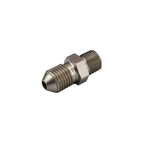 "Turbosmart 1/8"" NPT to -4AN male - SS"