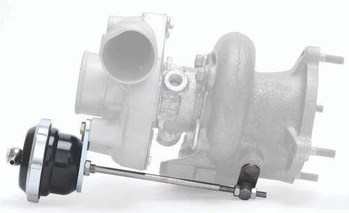 Turbosmart IWG75 Wastegate Actuator Porsche 993 911 Turbo Black 24PSI