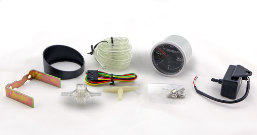 Turbosmart Gauge - Electric - Boost Only  0-30PSI