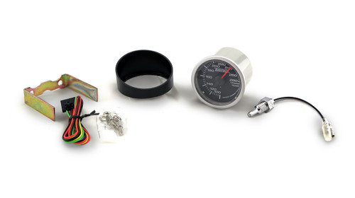 Turbosmart Gauge - Electric - Trans Temp 100 to 280 Deg F Electric Transmission Temperature gauge