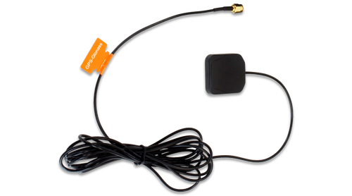 AEM Replacement GPS Antenna for use with AEM GPS-enabled Devices (GPS Speedometer, CD-5 Carbon Digital Dash Display, Vehicle Dynamics Module and GPS Module) AEM's GPS Replacement antenna can be used for the following AEM Electronics devices:  CD Carbon GPS-enabled Digital Dash Displays Vehicle Dynamics Module GPS Module