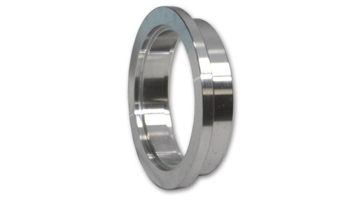 Turbo Flanges & Fittings Wastegate INLET Flange (V-Band Style) for Tial MV-R 44mm - 304 Stainless Steel