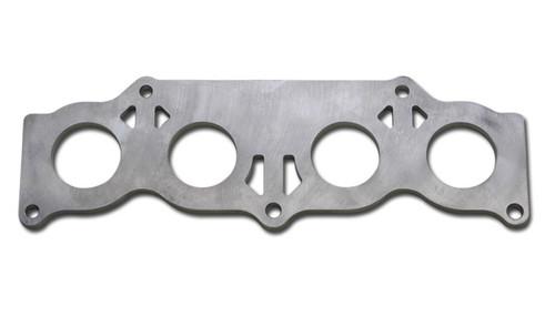Vibrant Performance Exhaust Manifold Flange for Toyota 2AZFE Motor