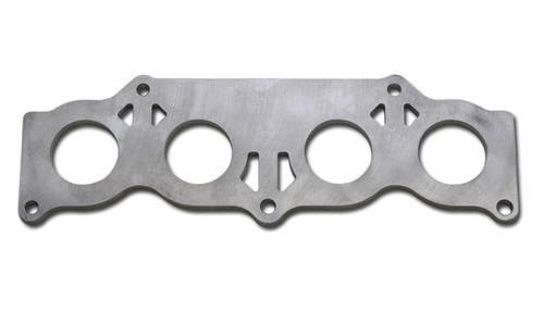 Vibrant Performance Exhaust Manifold Flange for Toyota 2AZFE Motor