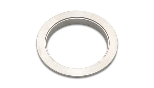 "Vibrant Performance Stainless Steel V-Band Flange for 3"" O.D. Tubing - Female, 304 Stainless Steel"