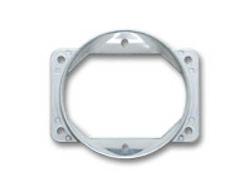 Vibrant Performance Mass Air Flow Sensor Adapter Plate, for Mitsubishi applications