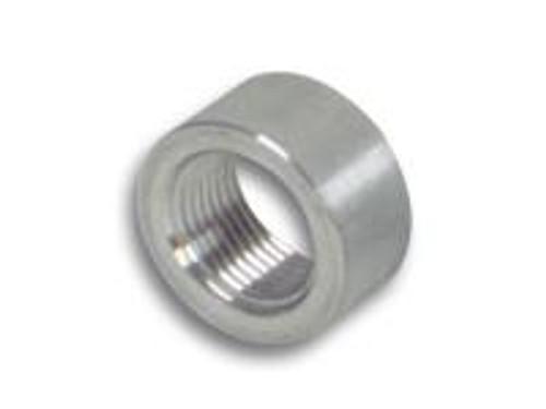 Vibrant Performance Std O2 Sensor Bung, M18 x 1.5 Female Thread - 304 Stainless Steel (Bulk Pack of 100 pcs. per box)