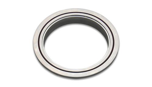"""Vibrant Performance Aluminum V-Band Flange for 3.5"""" OD Tubing - Female"""