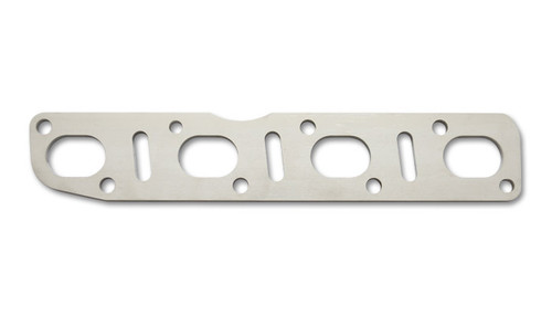 """Vibrant Performance Exhaust Manifold Flange for Nissan VK56 Motor, 3/8"""" Thick"""