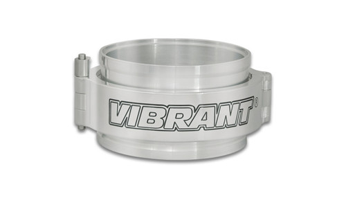 """Vibrant Performance HD Clamp Full Assembly for 2.5"""" OD Tubing - Polished Clamp"""