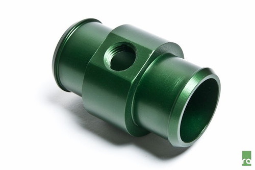 Radium Hose Adapter for 1-1/4in Hose, 1/4NPT Port
