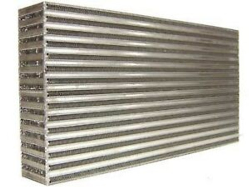 "Garrett Intercooler Core Air/Air 1260HP CAC (27.78"" x 12.74"" x 5.12"") - 1260 HP"