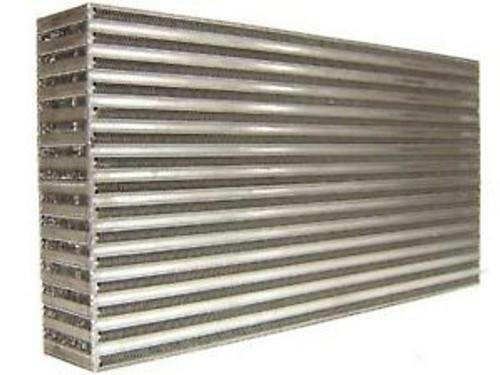 "Garrett Intercooler Core Air/Air 800HP CAC (24.00"" x 10.50"" x 3.50"") - 800 HP"