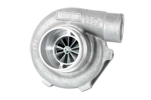 Supercore GTX2863R - Forged, fully-machined 11-blade billet compressor wheel. Ceramic Dual Ball bearing. Ported shroud compressor housing to increase surge resistance. Sold without turbine housing