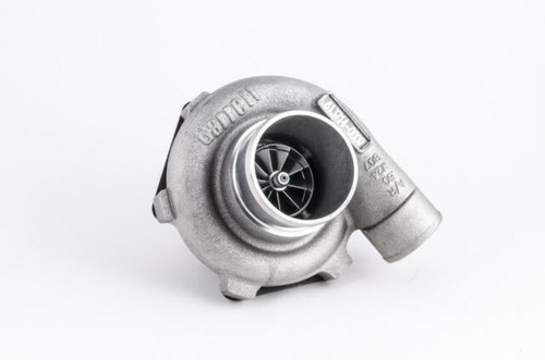 Supercore GT2867R - Forged, fully-machined 11-blade billet compressor wheel. Ceramic Dual Ball bearing. Ported shroud compressor housing to increase surge resistance. Sold without turbine housing