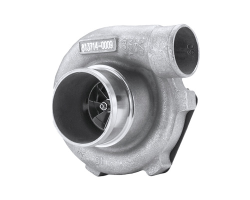 Supercore GTX2967R - Forged, fully-machined 11-blade billet compressor wheel. Ceramic Dual Ball bearing. Ported shroud compressor housing to increase surge resistance. Sold without turbine housing; Compressor side: TRIM 55 A/R 0.60; Turbine side: TRIM 84