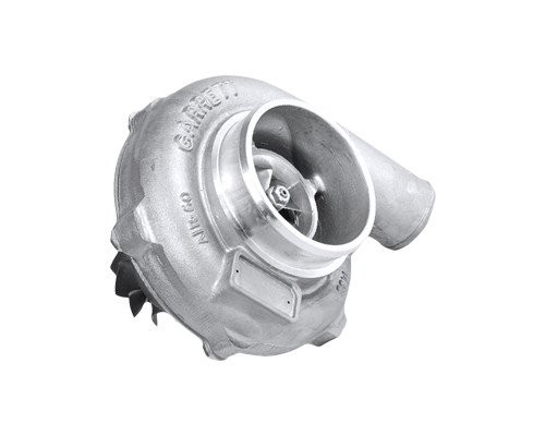 Supercore GTX2976R - Forged, fully-machined 11-blade billet compressor wheel. Ceramic Dual Ball bearing. Ported shroud compressor housing to increase surge resistance. Sold without turbine housing; Compressor side: TRIM 58 A/R 0.60; Turbine side: TRIM 90