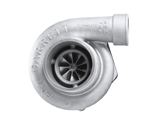 "Garrett Supercore GTW3684R - Forged, fully-machined 10-blade compressor wheel. Journal Bearing. Ported shroud compressor housing to increase surge resistance. ""W"" denotes Wider flow range (better surge, better choke flow). TO4Z ball bearing center housing with journal bearings. TO4S compressor housing A/R 0.70. Compressor side TRIM 54. Turbine side TRIM 76. Sold without turbine housing. Turbine housing kits are available"
