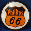 Phillips 66 Tin Sign Photo